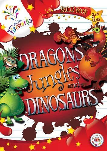 Dragons, Jungles and Dinosaurs 3rd Class Skills Book By Caroline Quinn
