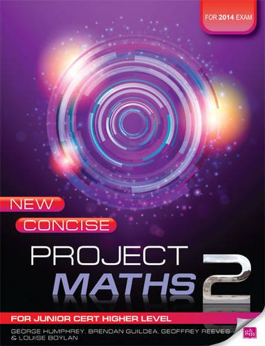 New Concise Project Maths 2 By George Humphrey