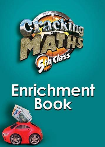 Cracking Maths 5th Class Enrichment Book By Brian O'Doherty