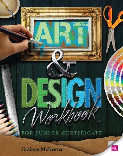 Art & Design Workbook By Grainne McKeever