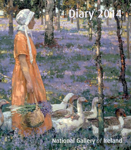 National Gallery of Ireland Diary 2014 By Compiled by National Gallery of Ireland