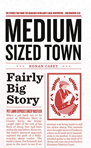 Medium Sized Town, Fairly Big Story By Ronan Casey