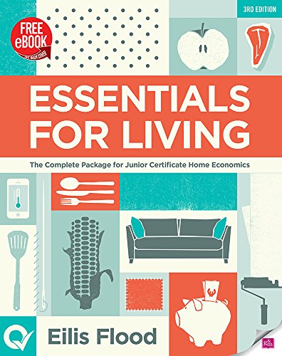 Essentials for Living Textbook and Homework Assignments Book By Eilis Flood