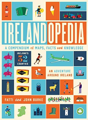 Irelandopedia von Kathi Burke