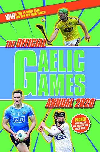 The Official Gaelic Games Annual 2020 By The GAA