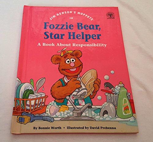 Title: Jim Hensons Muppets in Fozzie Bear Star Helper A B By Bonnie Worth