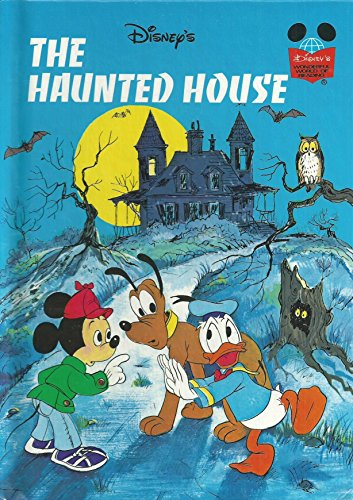 THE HAUNTED HOUSE By Disney