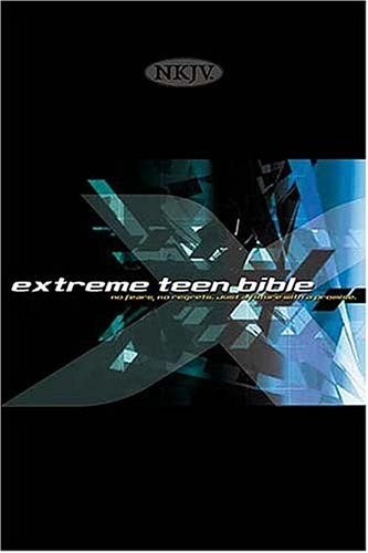 Extreme Teen Bible By Created by Nelson Bibles
