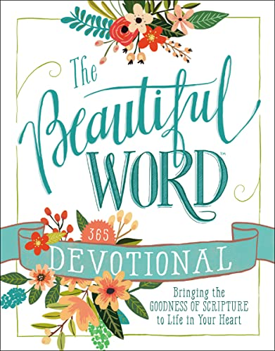 The Beautiful Word Devotional By Zondervan