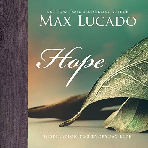 Hope By Max Lucado