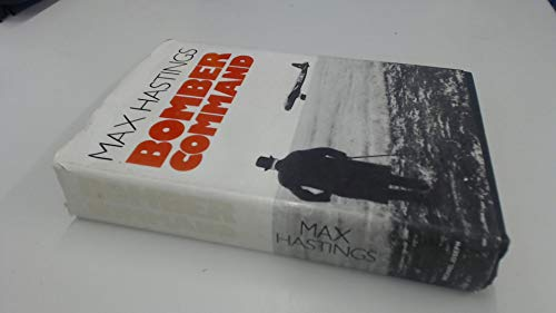 Bomber Command by Hastings, Max Hardback Book The Cheap Fast Free Post