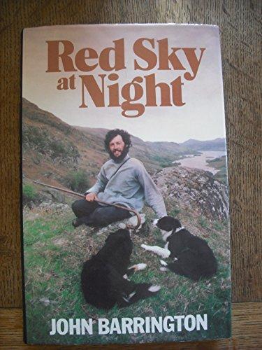 Red Sky at Night By John Barrington