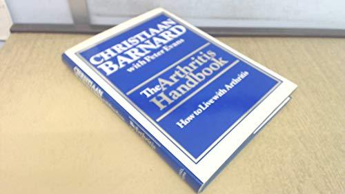 Arthritis Handbook By Christiaan Barnard
