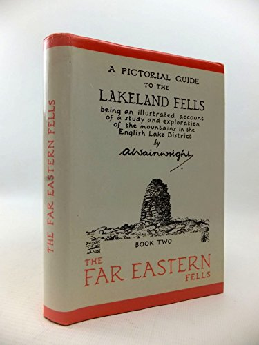 A Pictorial Guide to the Lakeland Fells Book Two By Alfred WAINWRIGHT