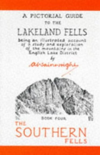 The Pictorial Guide to the Lakeland Fells By Alfred Wainwright