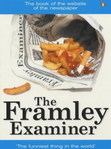 """The """"Framley Examiner"""" by """"The Editors"""""""