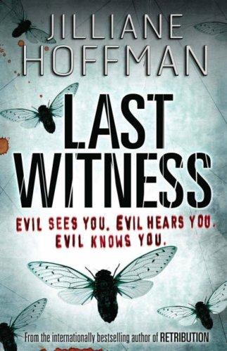 Last Witness By Jilliane Hoffman