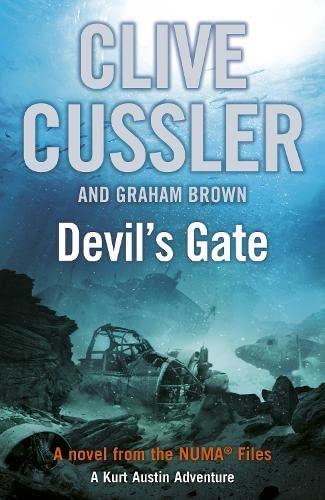 Devil's Gate By Clive Cussler