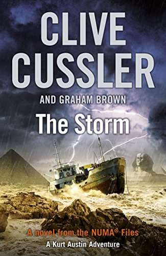 The Storm By Clive Cussler