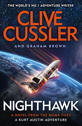 Nighthawk: NUMA Files #14 by Clive Cussler