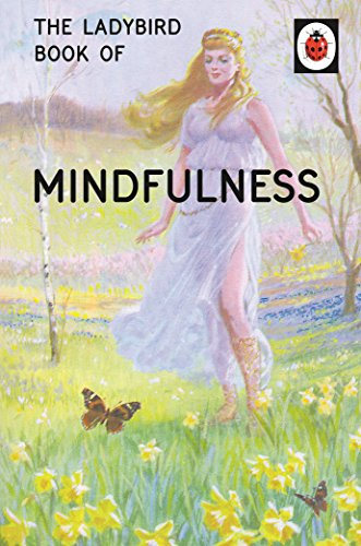 The Ladybird Book of Mindfulness by Jason Hazeley