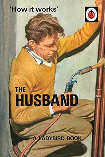 How it Works: The Husband (Ladybirds for Grown-Ups) By Jason Hazeley