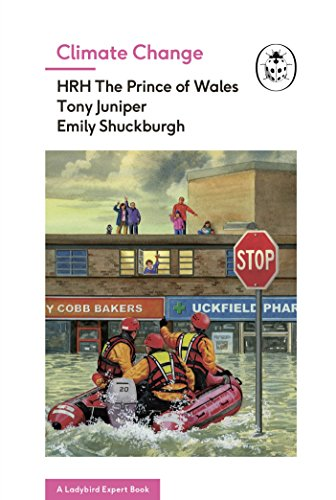 Climate Change (A Ladybird Expert Book) By HRH The Prince of Wales