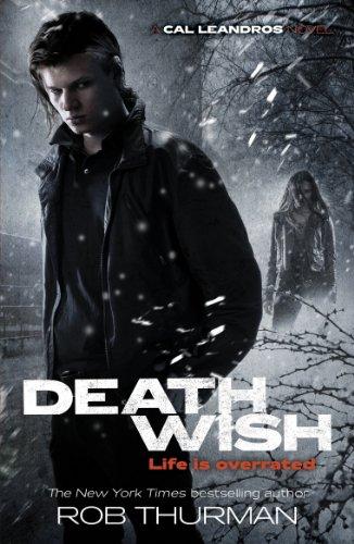 Deathwish By Rob Thurman
