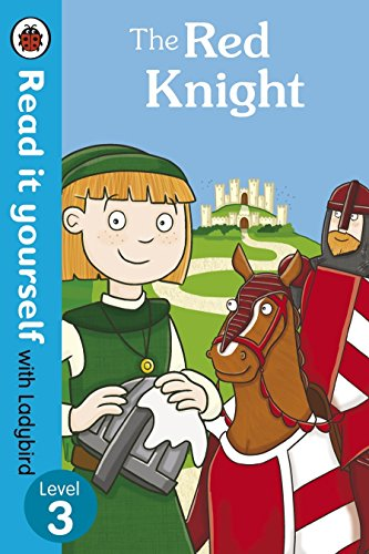 The Red Knight - Read it Yourself with Ladybird: Level 3 by Ronne Randall