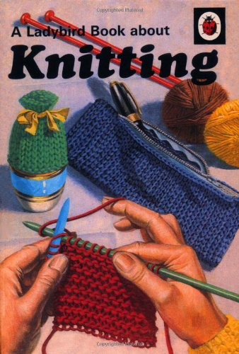 Ladybird Book About Knitting By Ladybird