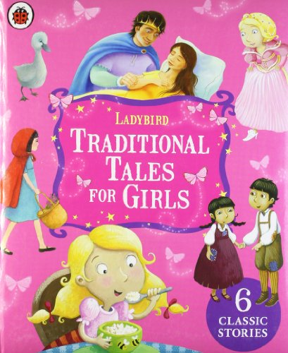 Ladybird Traditional Tales for Girls By Ladybird