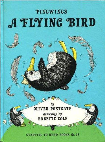Flying Bird By Oliver Postgate