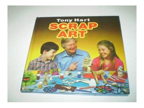 Scrap Art by Tony Hart