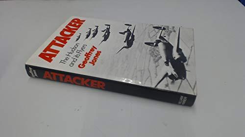 The Attacker By Geoffrey Jones