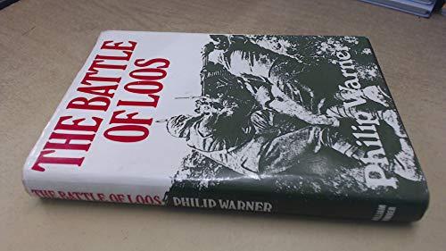 Battle of Loos By Philip Warner