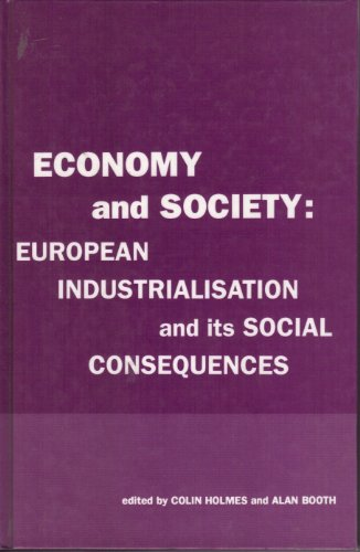 Economy and Society By Colin Holmes