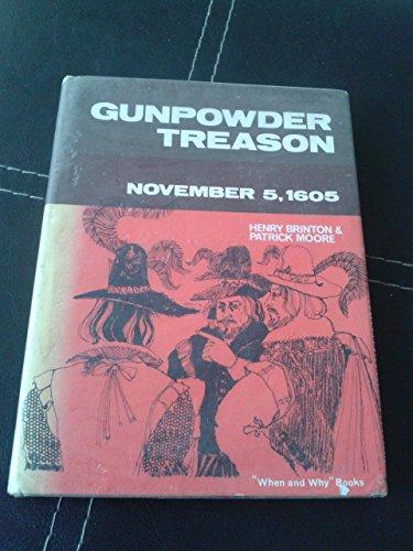 Gunpowder Treason By Henry Brinton