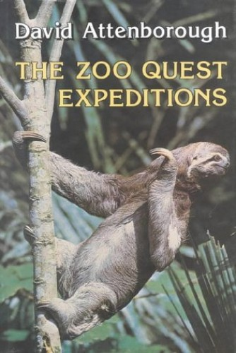 The Zoo Quest Expeditions by Sir David Attenborough