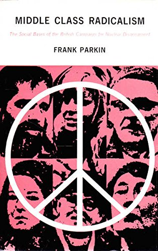 Middle Class Radicalism By Frank Parkin