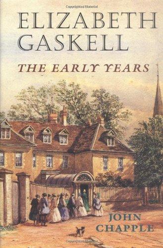 Elizabeth Gaskell By John Chapple