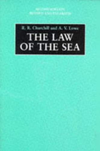 The Law of the Sea By A.V. Lowe