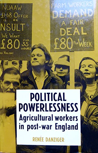 Political Powerlessness By Renee Danziger