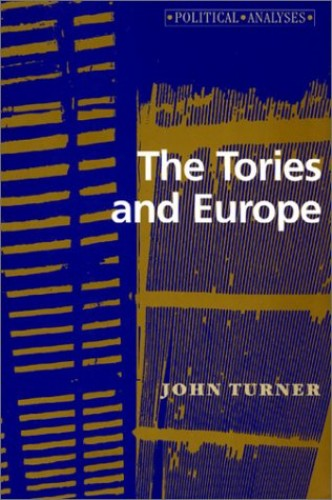 The Tories and Europe By Index by Caroline Wilding