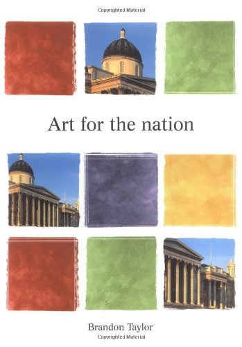 Art for the Nation By Brandon Taylor