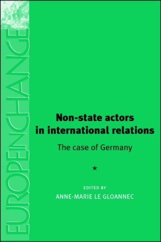 Non-State Actors in International Relations By Edited by Anne-Marie Le Gloannec