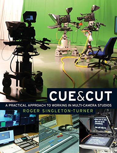 Cue and Cut By Roger Singleton-Turner