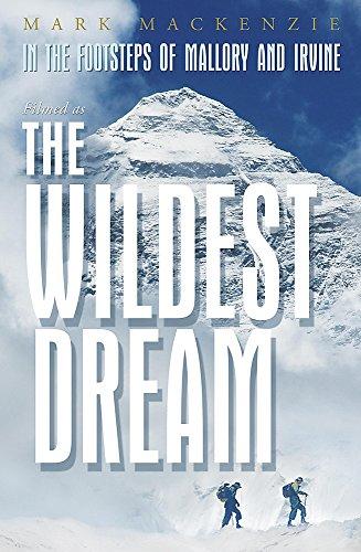 The Wildest Dream By Mark Mackenzie
