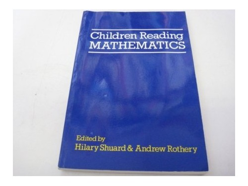 Children Reading Mathematics By Andrew Rother