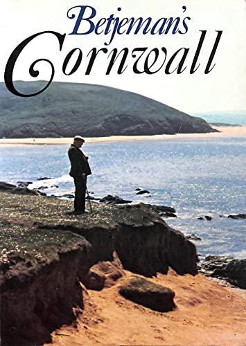 Betjeman's Cornwall by John Betjeman
