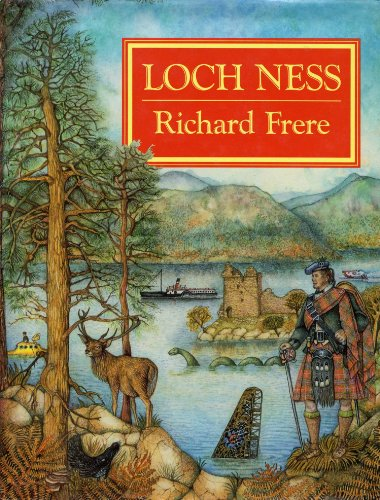 Loch Ness By Richard Frere